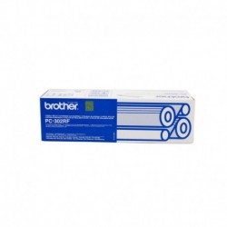 COMPATIBLE BROTHER PC302RF FAX FILM 2PK