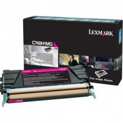 LEXMARK 12A7465 32K TONER CARTRIDGE HIGH YIELD